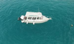 Telo Surf Villa Twin Motor Speed Boat