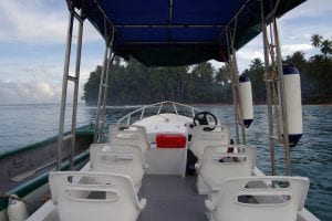 Telo Surf Villa Boat 1